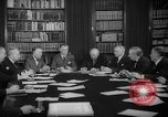 Image of Senate Foreign Affairs Committee Washington DC USA, 1940, second 3 stock footage video 65675044341