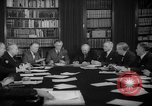 Image of Senate Foreign Affairs Committee Washington DC USA, 1940, second 5 stock footage video 65675044341