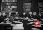 Image of Senate Foreign Affairs Committee Washington DC USA, 1940, second 6 stock footage video 65675044341