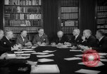 Image of Senate Foreign Affairs Committee Washington DC USA, 1940, second 8 stock footage video 65675044341