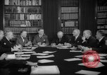 Image of Senate Foreign Affairs Committee Washington DC USA, 1940, second 9 stock footage video 65675044341
