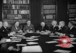 Image of Senate Foreign Affairs Committee Washington DC USA, 1940, second 12 stock footage video 65675044341