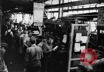 Image of shipbuilding by war production workers New York United States USA, 1940, second 12 stock footage video 65675044343