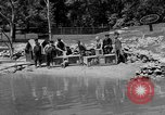 Image of Washington Park Zoo monkeys Milwaukee Wisconsin USA, 1933, second 12 stock footage video 65675044356