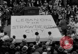 Image of Giant short cake Lebanon Oregon USA, 1933, second 12 stock footage video 65675044357