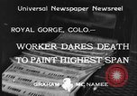 Image of Alex Lockhart Colorado United States USA, 1933, second 8 stock footage video 65675044358