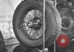 Image of anti-skid tread tire Paris France, 1934, second 3 stock footage video 65675044371