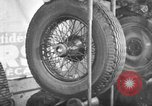 Image of anti-skid tread tire Paris France, 1934, second 4 stock footage video 65675044371