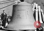 Image of 20 ton bell New York City USA, 1930, second 12 stock footage video 65675044383