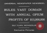 Image of General Ma Fu Hsiang Sui Yuan China, 1930, second 2 stock footage video 65675044384