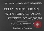 Image of General Ma Fu Hsiang Sui Yuan China, 1930, second 5 stock footage video 65675044384