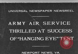 Image of United States Army Air Service Newport News Virginia USA, 1931, second 1 stock footage video 65675044388