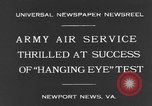 Image of United States Army Air Service Newport News Virginia USA, 1931, second 3 stock footage video 65675044388