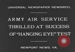 Image of United States Army Air Service Newport News Virginia USA, 1931, second 4 stock footage video 65675044388