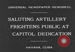 Image of Cuban people Havana Cuba, 1931, second 2 stock footage video 65675044389