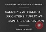 Image of Cuban people Havana Cuba, 1931, second 3 stock footage video 65675044389