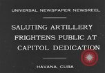 Image of Cuban people Havana Cuba, 1931, second 5 stock footage video 65675044389