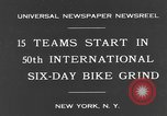 Image of bike race New York City USA, 1931, second 3 stock footage video 65675044396