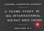 Image of bike race New York City USA, 1931, second 4 stock footage video 65675044396