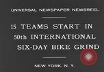 Image of bike race New York City USA, 1931, second 7 stock footage video 65675044396