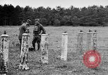 Image of 318th Infantry Regiment Chaumont France, 1918, second 4 stock footage video 65675044416