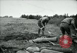 Image of Livens gas projectors World War 1 Chaumont France, 1918, second 1 stock footage video 65675044420