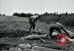 Image of Livens gas projectors World War 1 Chaumont France, 1918, second 3 stock footage video 65675044420