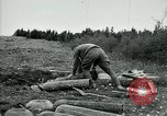 Image of Livens gas projectors World War 1 Chaumont France, 1918, second 5 stock footage video 65675044420