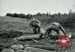 Image of Livens gas projectors World War 1 Chaumont France, 1918, second 8 stock footage video 65675044420