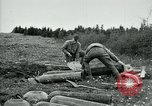 Image of Livens gas projectors World War 1 Chaumont France, 1918, second 9 stock footage video 65675044420