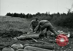 Image of Livens gas projectors World War 1 Chaumont France, 1918, second 10 stock footage video 65675044420