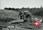 Image of Livens gas projectors World War 1 Chaumont France, 1918, second 11 stock footage video 65675044420