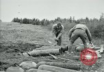 Image of Livens gas projectors World War 1 Chaumont France, 1918, second 12 stock footage video 65675044420