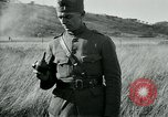 Image of Gas grenade World War I France, 1918, second 3 stock footage video 65675044422