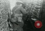 Image of British troops Europe, 1918, second 10 stock footage video 65675044426
