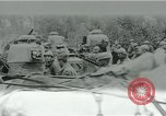 Image of American troops and French tanks in World War I France, 1918, second 1 stock footage video 65675044427