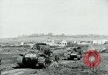 Image of British Medium Mk A tanks France, 1918, second 1 stock footage video 65675044429