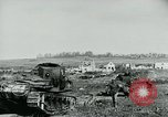 Image of British Medium Mk A tanks France, 1918, second 7 stock footage video 65675044429