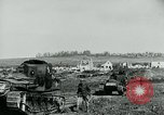 Image of British Medium Mk A tanks France, 1918, second 9 stock footage video 65675044429