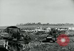Image of British Medium Mk A tanks France, 1918, second 10 stock footage video 65675044429
