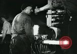Image of Forging in a steel mill Europe, 1918, second 3 stock footage video 65675044430