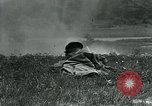 Image of Poison gas training for American soldiers United States USA, 1918, second 6 stock footage video 65675044441