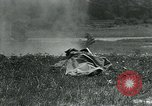 Image of Poison gas training for American soldiers United States USA, 1918, second 7 stock footage video 65675044441