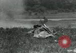 Image of Poison gas training for American soldiers United States USA, 1918, second 8 stock footage video 65675044441