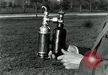Image of McBride gas gun United States USA, 1921, second 10 stock footage video 65675044445