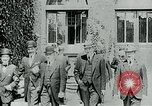 Image of Herbert Hoover Europe, 1918, second 2 stock footage video 65675044455