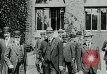Image of Herbert Hoover Europe, 1918, second 3 stock footage video 65675044455