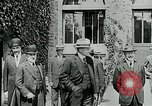 Image of Herbert Hoover Europe, 1918, second 4 stock footage video 65675044455