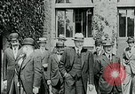Image of Herbert Hoover Europe, 1918, second 5 stock footage video 65675044455