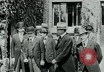 Image of Herbert Hoover Europe, 1918, second 6 stock footage video 65675044455